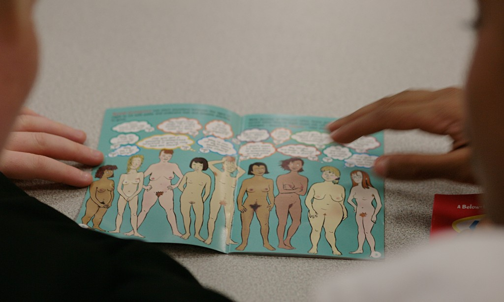 Why isn't there gay anal sex education taught in college?