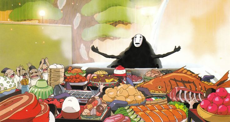 The 5 Most Appetizing Meals In Hayao Miyazaki Films Study Breaks