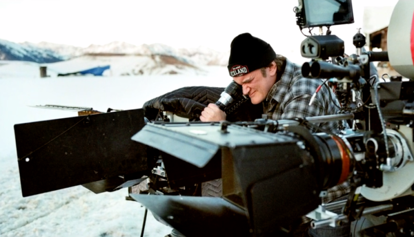the hateful eight was released in 70mm film but should you care