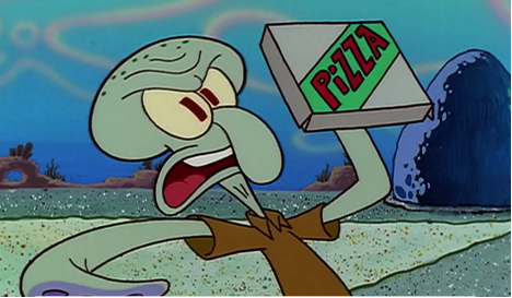 The Merits of Being a Squidward