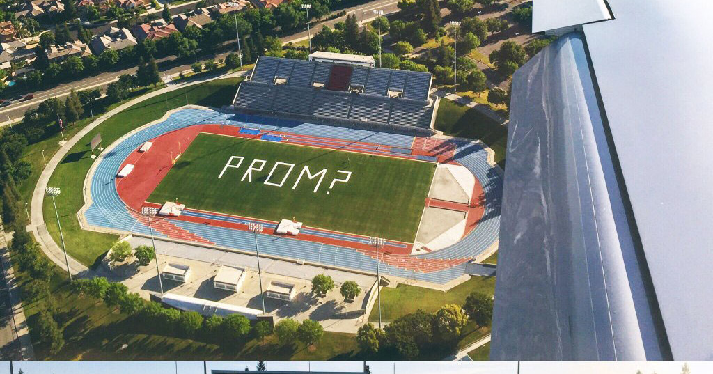 Will You Say No to Promposals with Me?