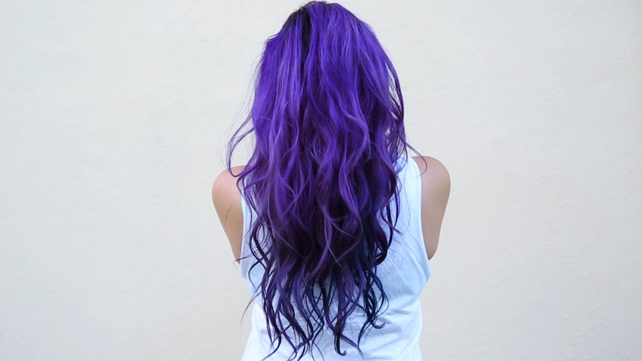 These Colors Run The Unforeseeable Consequences Of Dying Your Hair