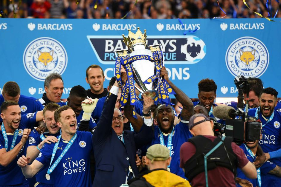 An American Summary of the Leicester City Miracle on hull city, dover city, coventry city, carlisle city, swansea city, cardiff city, bristol city, spencer city, gibraltar city, caernarfon city, glasgow city, tyre city, paris city, leyton orient, norwich city, gouda city, leeds city, perth city, charlton city, birmingham city, amsterdam city, mk dons, bristol rovers, melbourne city, england city, rio de janero city,