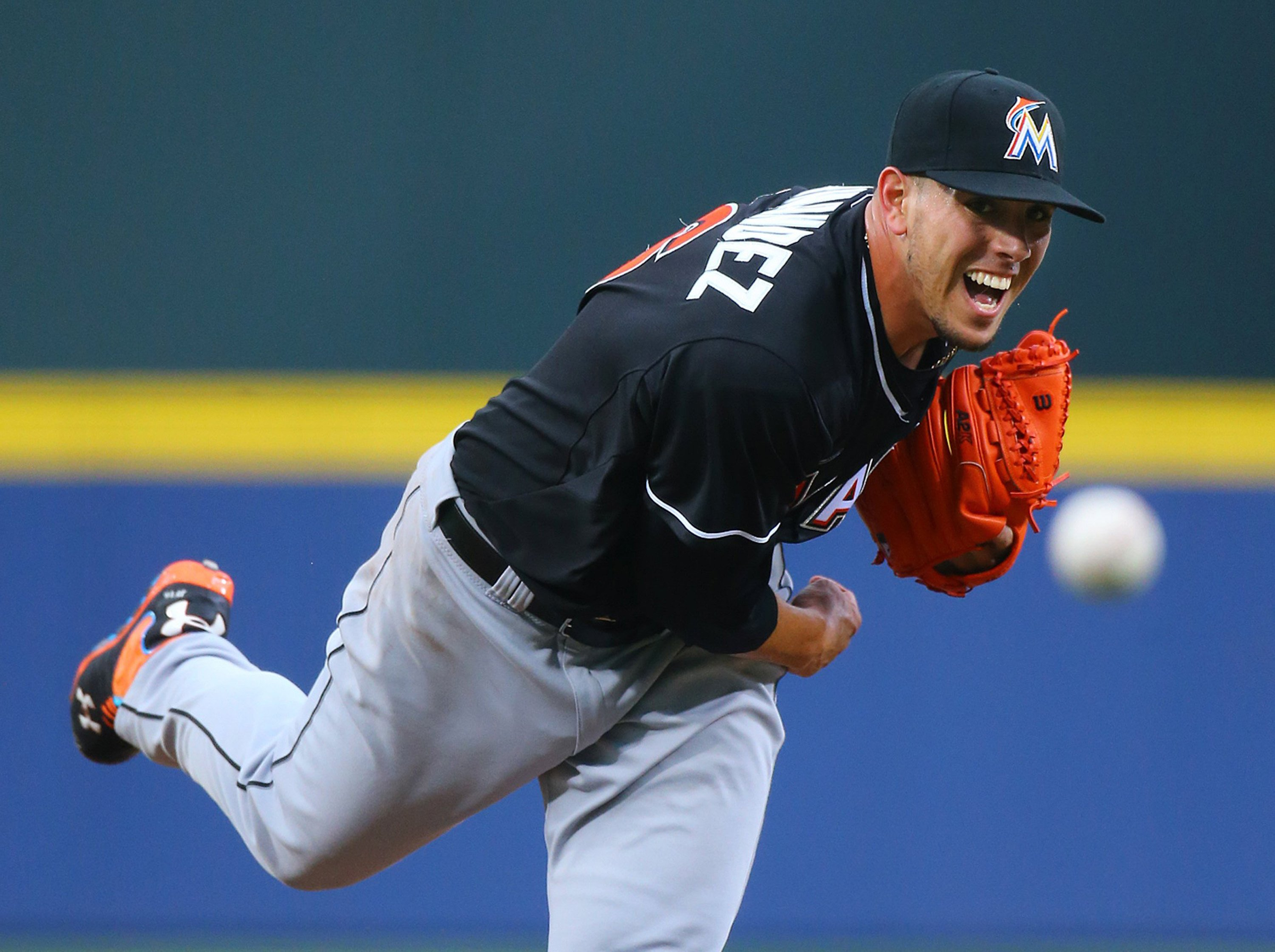 As a Cuban, Jose Fernandez Played Baseball with an Uncommon Sense of Freedom