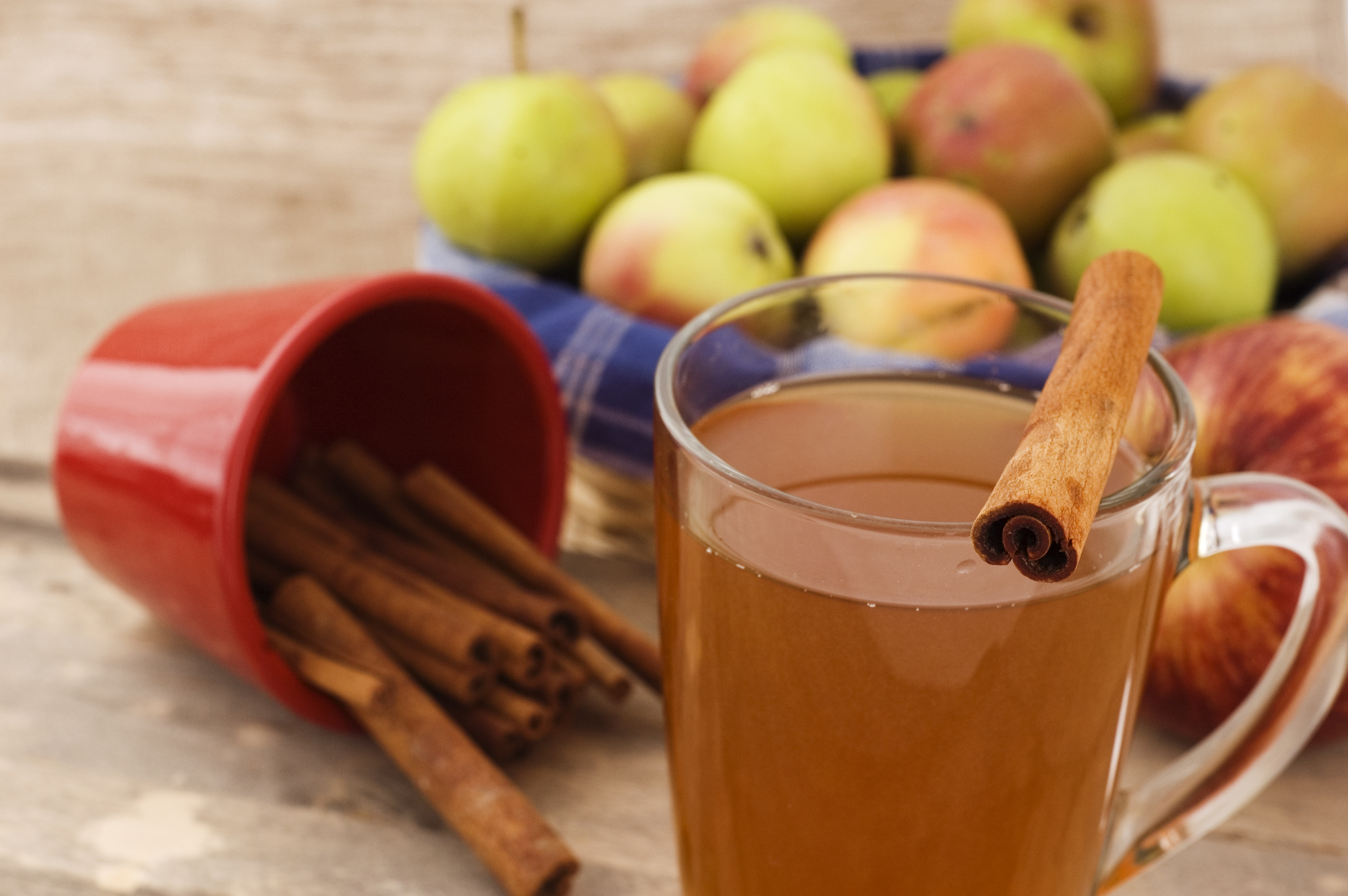 7 Festive Fall Beverages You Can Drink Instead of a PSL