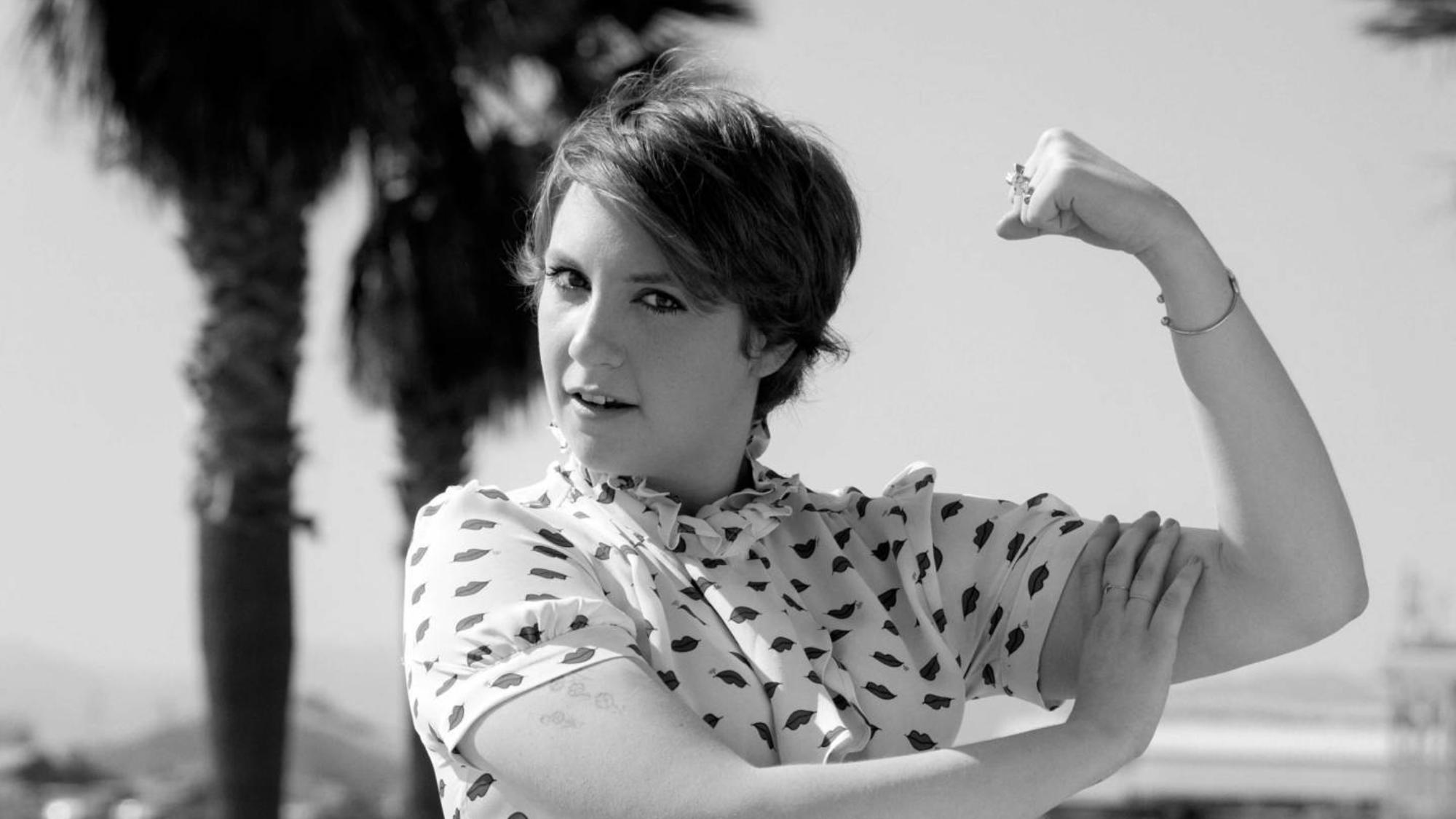 I m Obsessed With Lena Dunham (And You Should Be Too) dc1f418ce