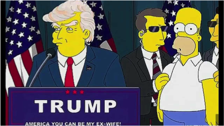 The Simpsons Have Been Predicting the Future Since 1989