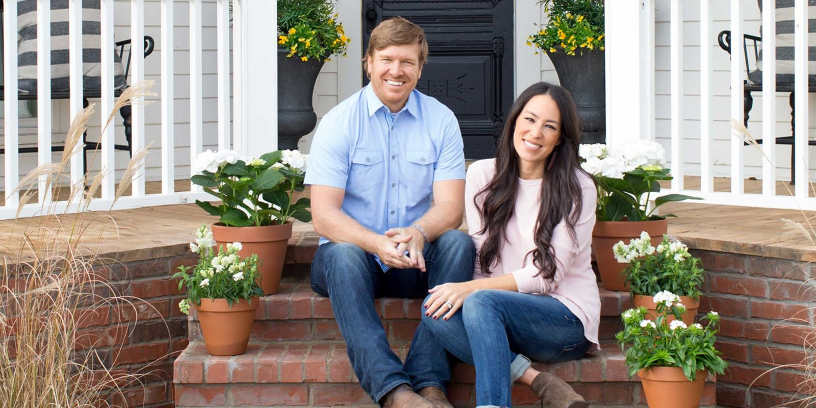 Why Chip and Joanna Gaines Are the Most Admirable Couple on TV