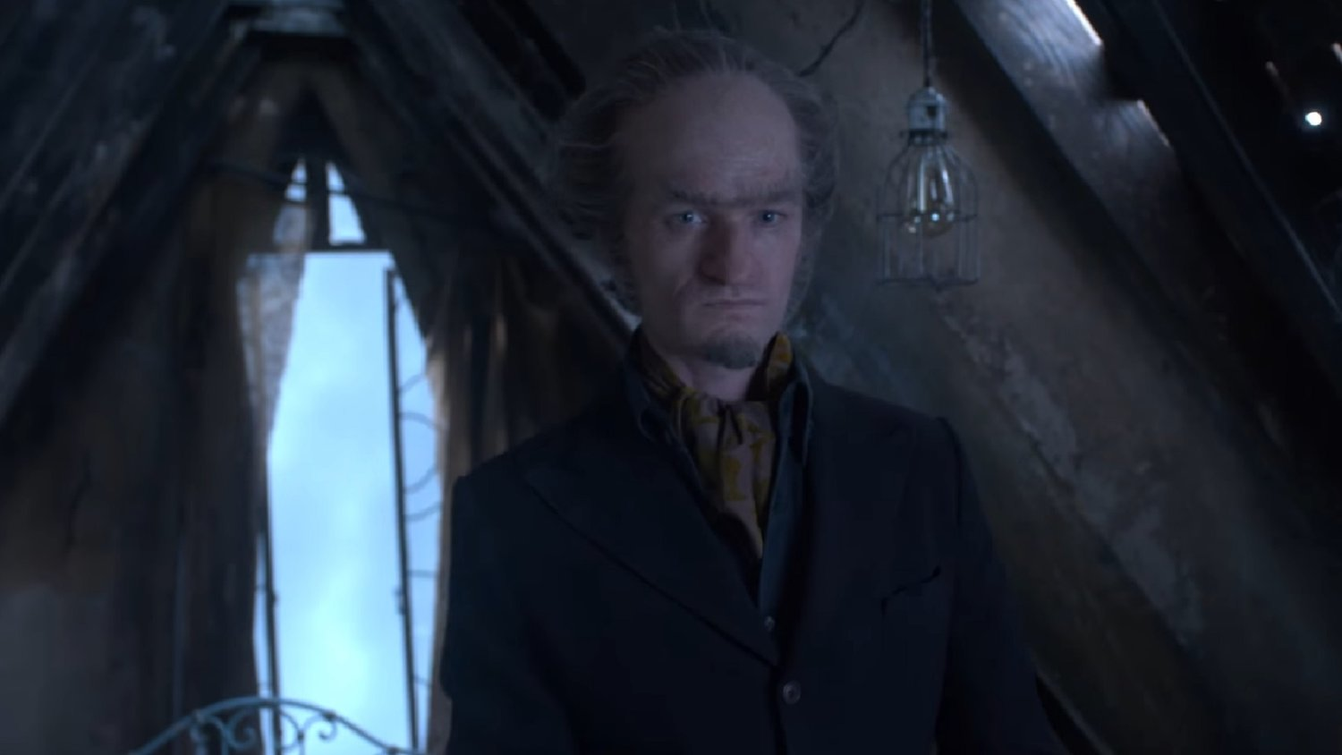 """The New """"A Series of Unfortunate Events"""" Show Is What the Books Deserve"""