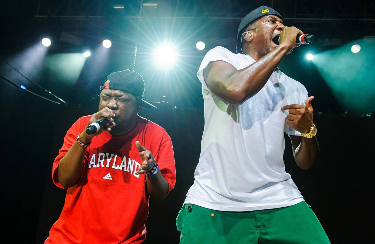 ATCQ's Last Album Drops at the Perfect Time for Americans