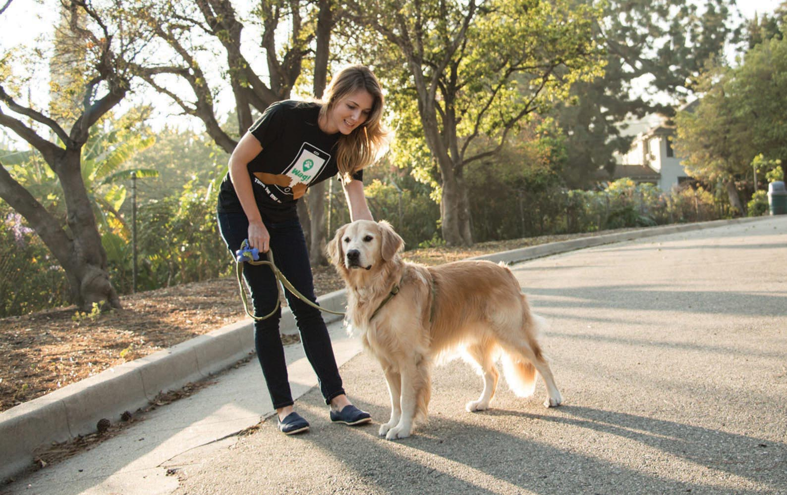 Wag!, a Dog-Walking App, Hooks You Up with Pups and Cash
