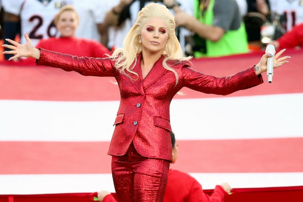 "No Brownie Points for Gaga or ""Political"" Advertisements"
