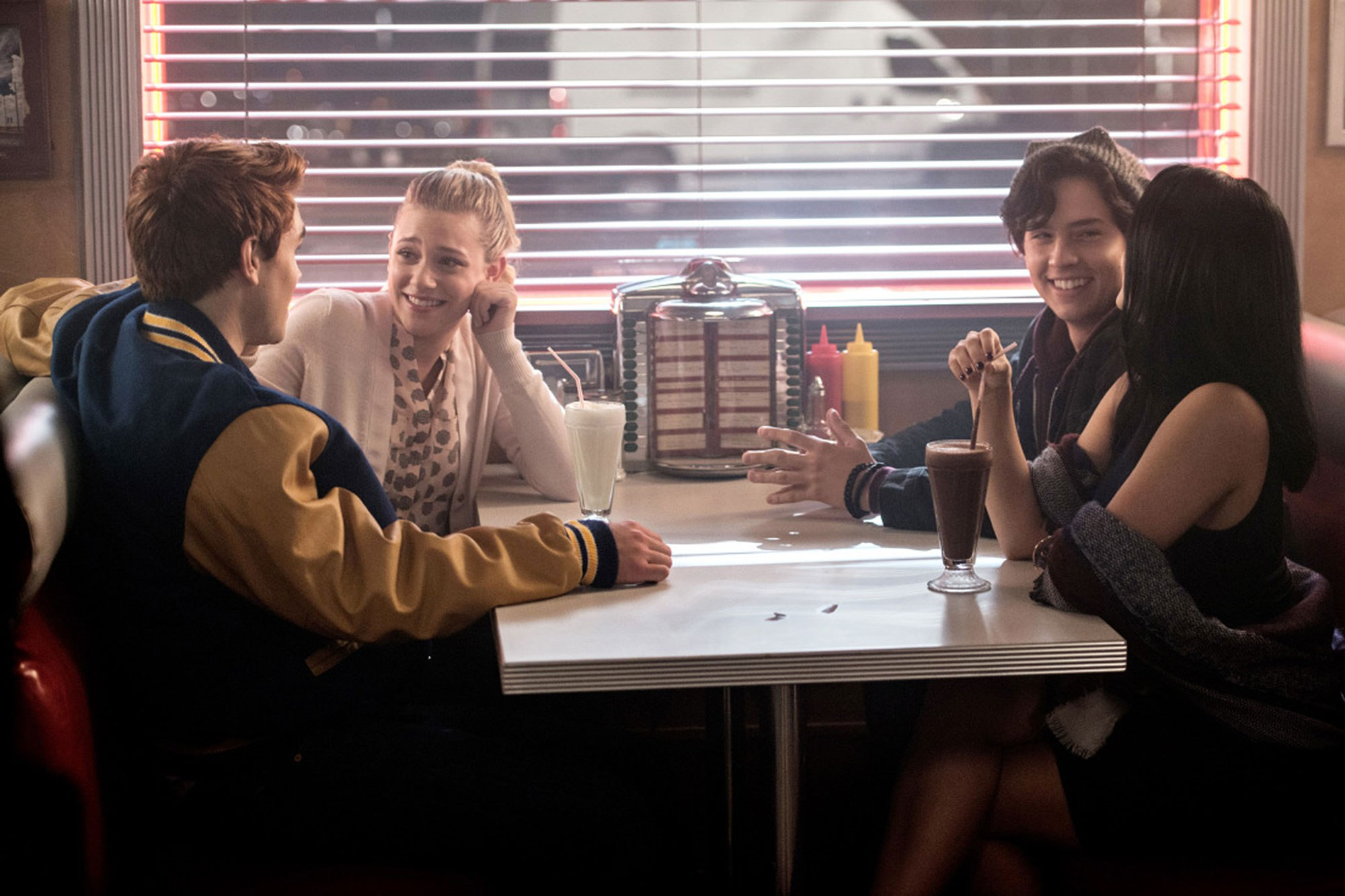 "The ""Archie"" Reboot with a ""Twin Peaks"" Twist"