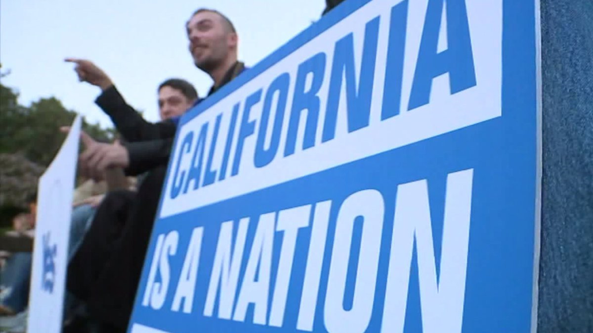 The Force Behind the Calexit Movement