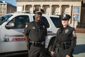 Two Campus Police
