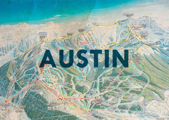A Texan's Survival Guide for Southerner's Going Skiing