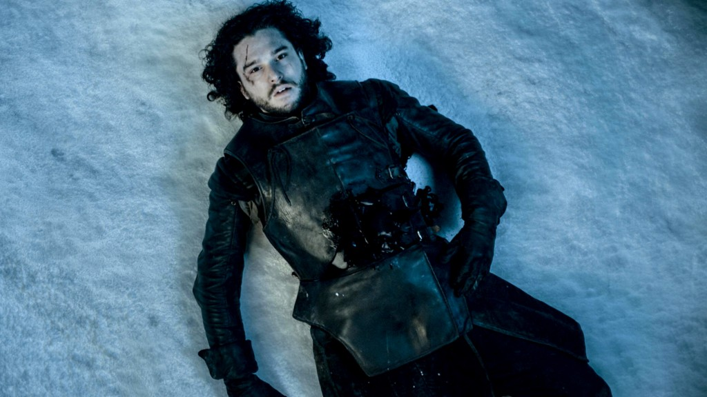 After John Snow Partied Too Hard