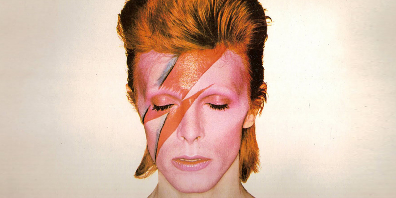 Choosing Lady Gaga not only reflected Bowie's importance to the music industry, it reflected Ziggy Stardust's importance to David Bowie.