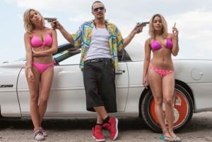 Spring Break 2016: I Watched 'Spring Breakers' Alone at a Starbucks