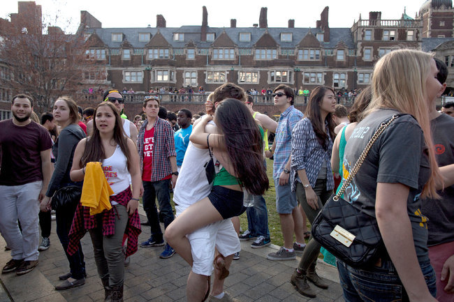 Makeout Mania: The Hidden Gems of Your College Campus
