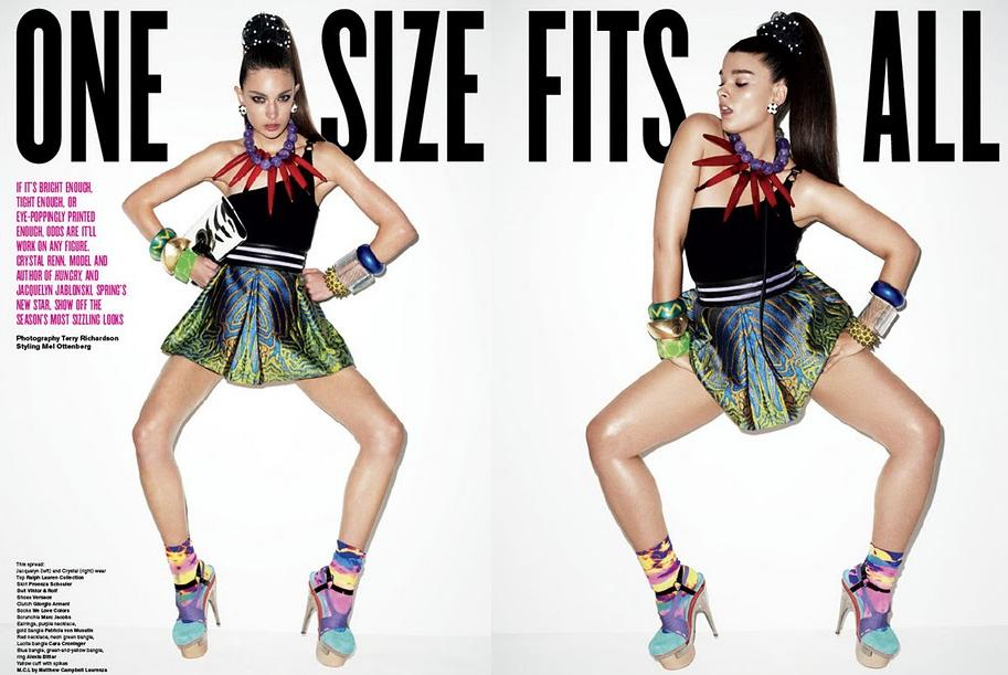 Lost Between Sizes: Questioning the Point of Size-Based Fashion