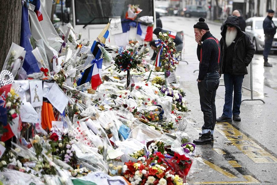 Eagles of Death Metal revisiting Bataclan memorial