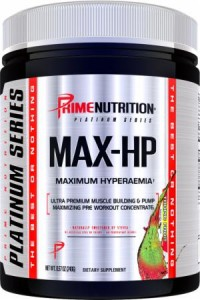 Prime Nutrition Max HP