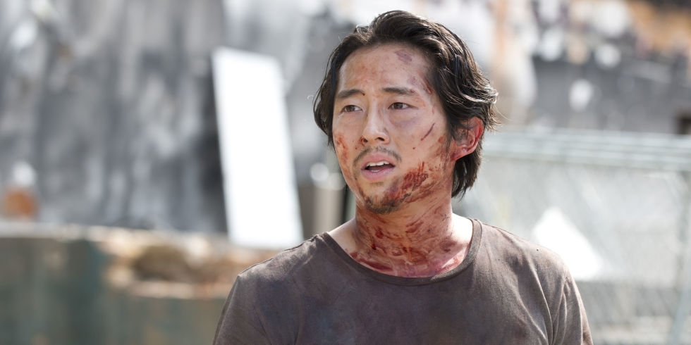 Glenn from Walking Dead