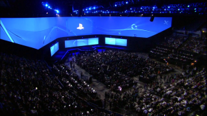 Sony Playstation 2016 E3 Conference
