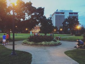 Murray State Campus; Murray, Kentucky