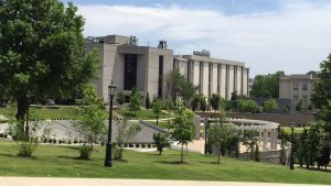 University of Arkansas Campus; Faretteville, Arkansas