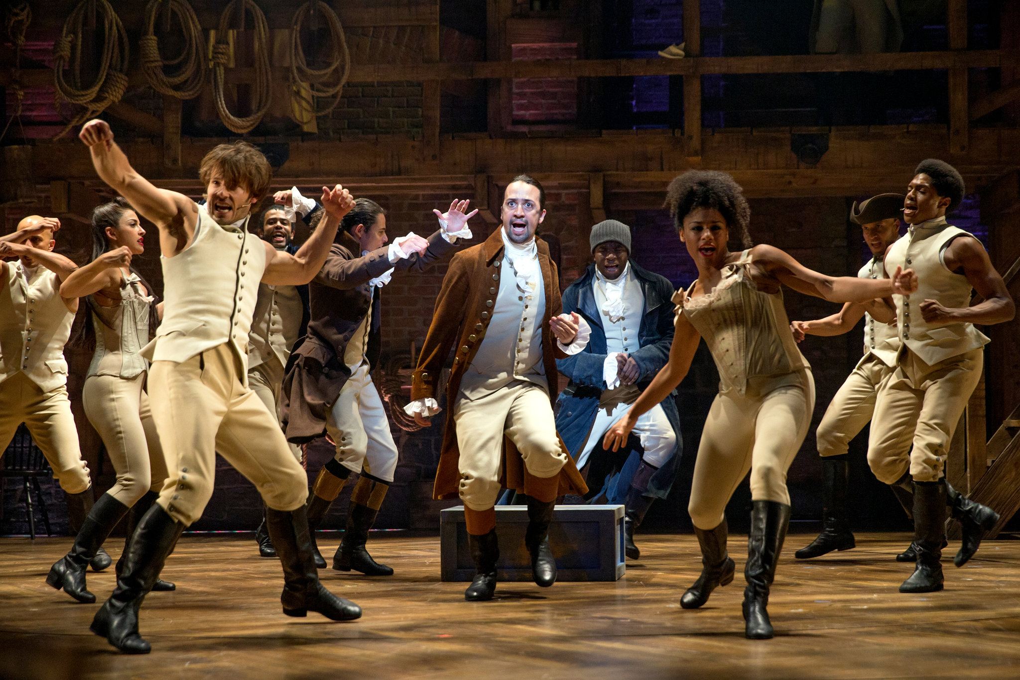 "What's Your Name, Man? Bringing ""Hamilton"" to the Masses"