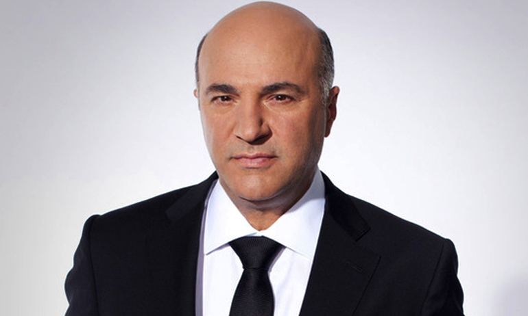 "Kevin ""The Man"" O'Leary"
