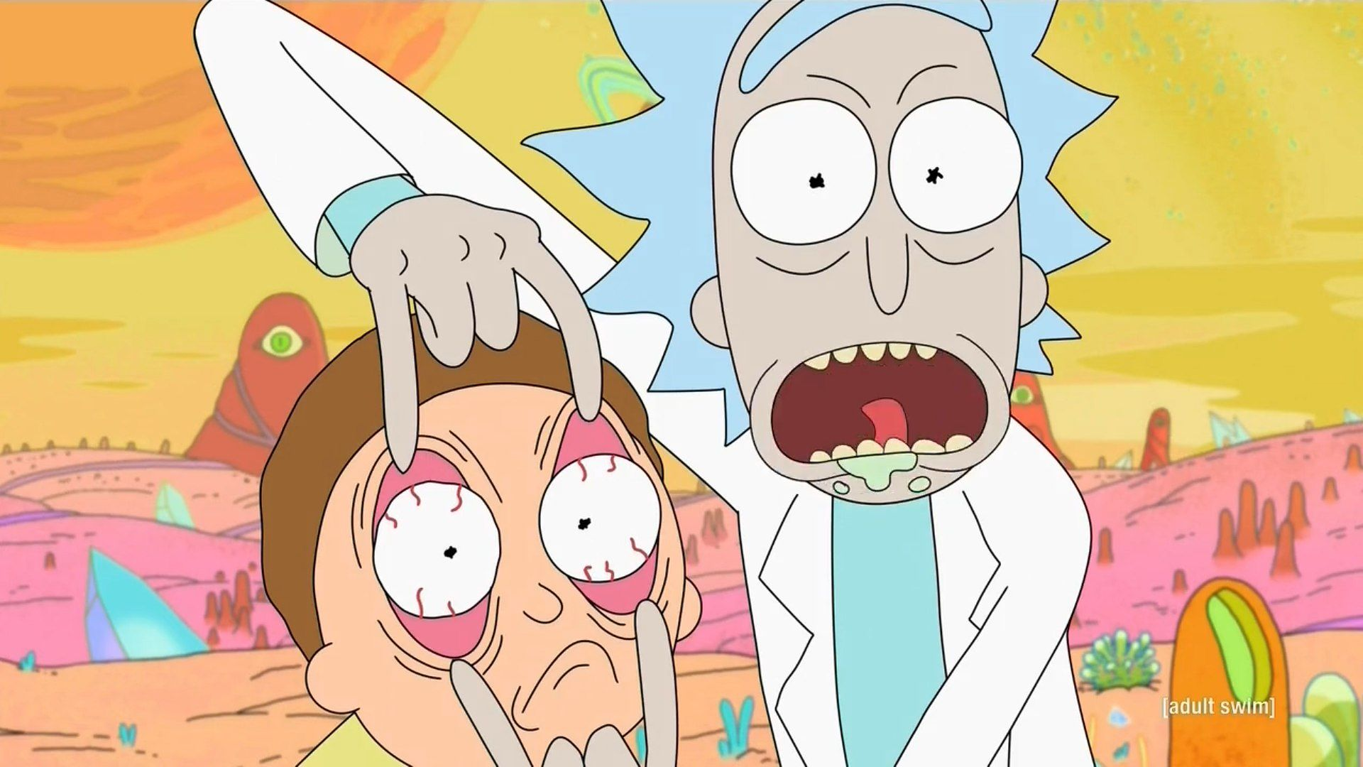 "The Philosophy of Absurdism in ""Rick and Morty"""