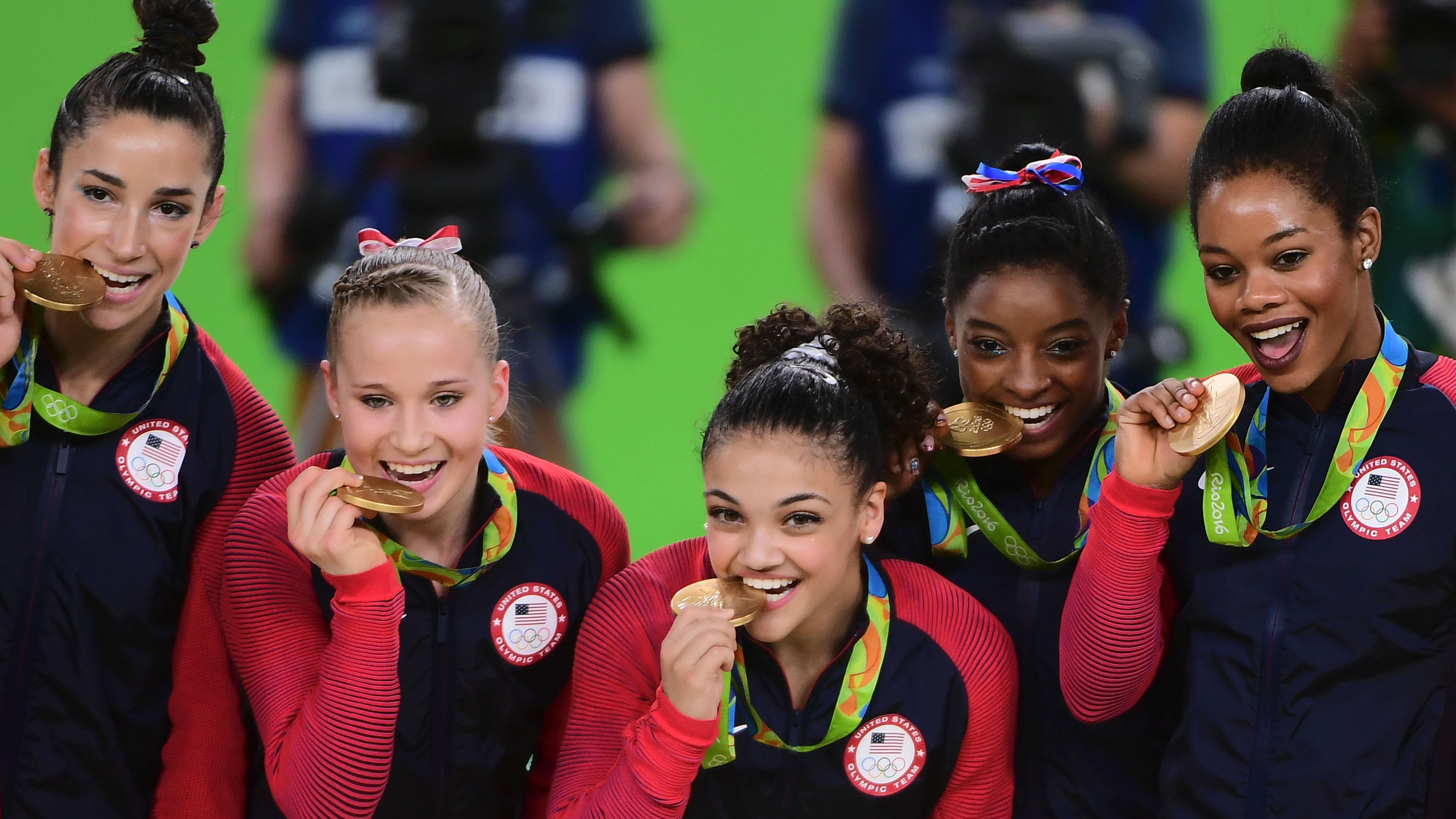 In Praise of the US Women's Gymnastics Team