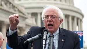 The Spirit of Bernie of Sanders is Alive and Well