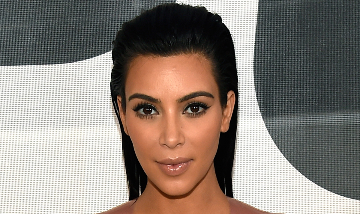 Why Won't Kim Kardashian Label Herself A Feminist?
