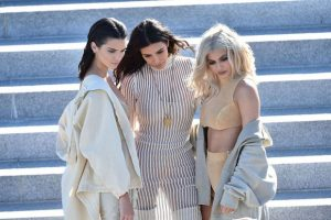 Everything That Happened at the Yeezy Fashion Show