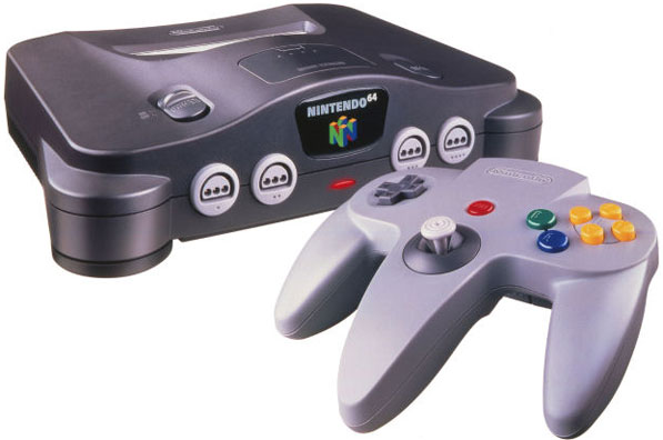 Celebrating 20 Years of the Nintendo 64