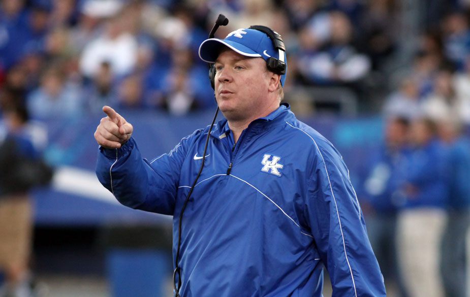 These Five Coaches Have Had A Nightmare Start to the College Football Season