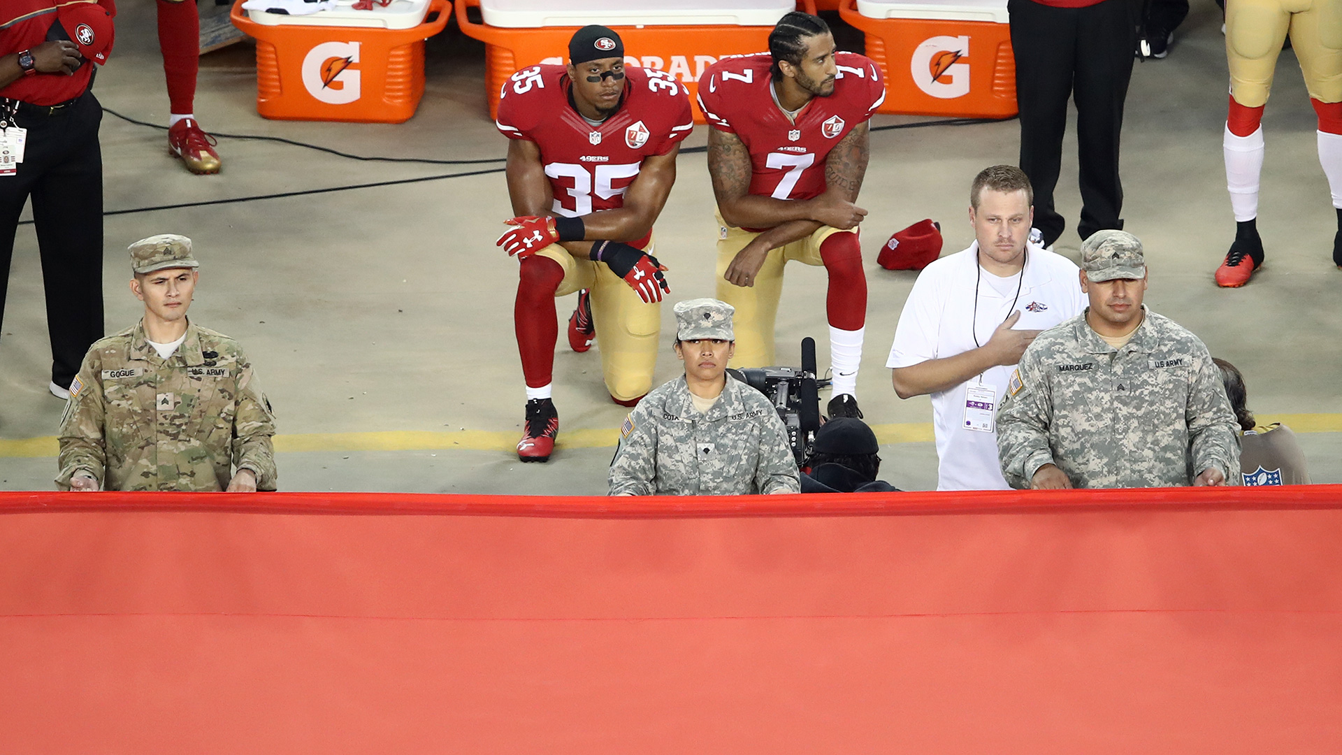 What Kaep's Protest Is Really Revealing