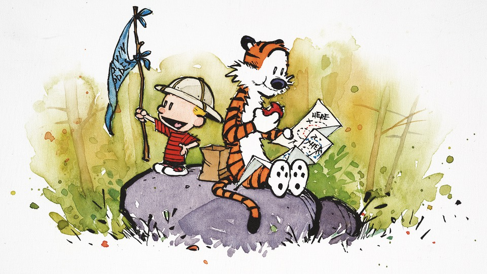 """7 Life Lessons I Learned from """"Calvin and Hobbes"""""""