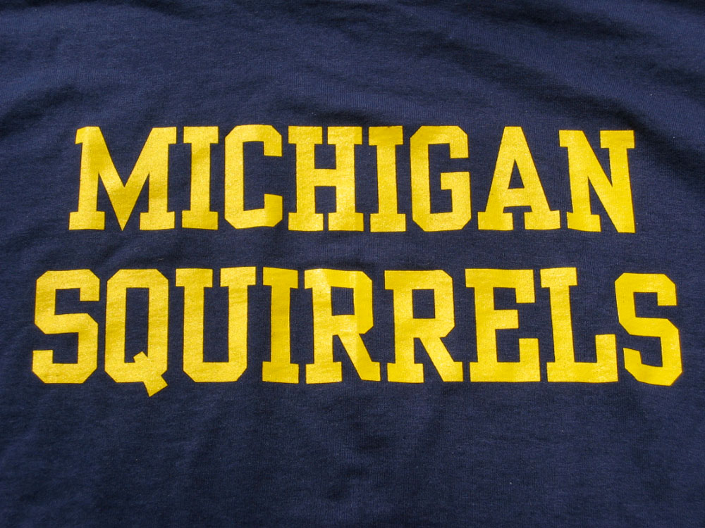Love Nuts? Check Out the University of Michigan's Squirrel Club