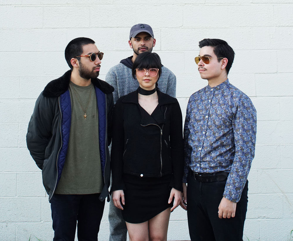 Meet the UTSA Students Behind the Synth Band Parallelephants