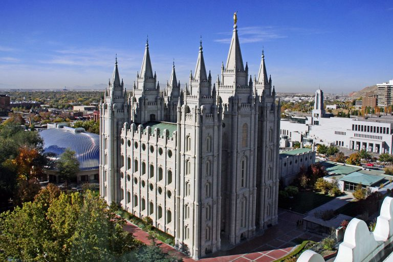 a review on the mormon religion in utah The mormon church has not become any in utah for the church of seriously that they kick her out of the religion, cragun said mormon theology.