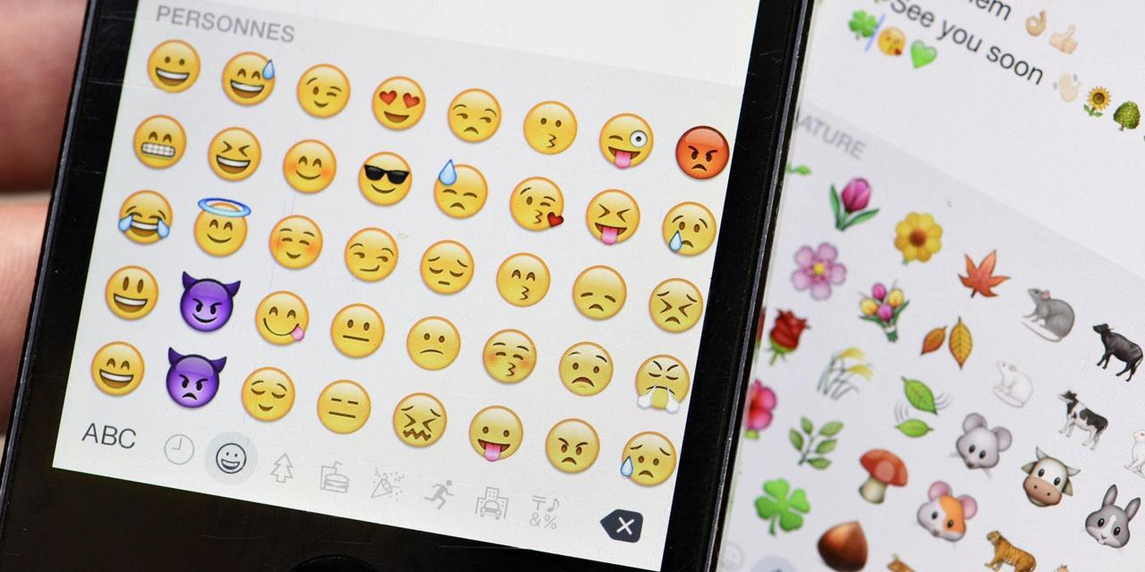 Are Emojis Turning College Students into Cavemen?