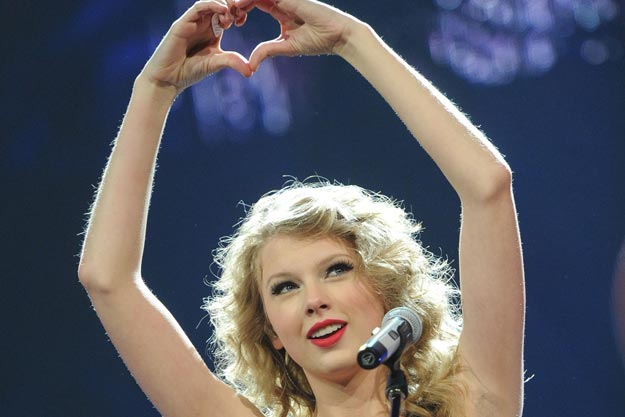 When It Comes to Taylor Swift's Outlook on Love, Everything Has Changed