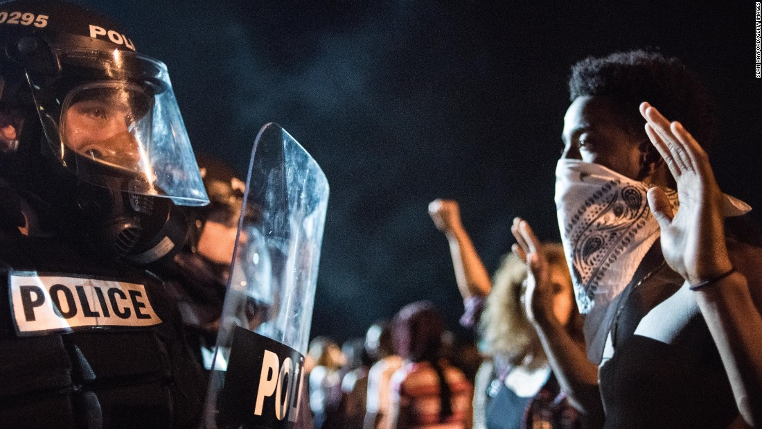 How You Can Help Put an End to Police Violence