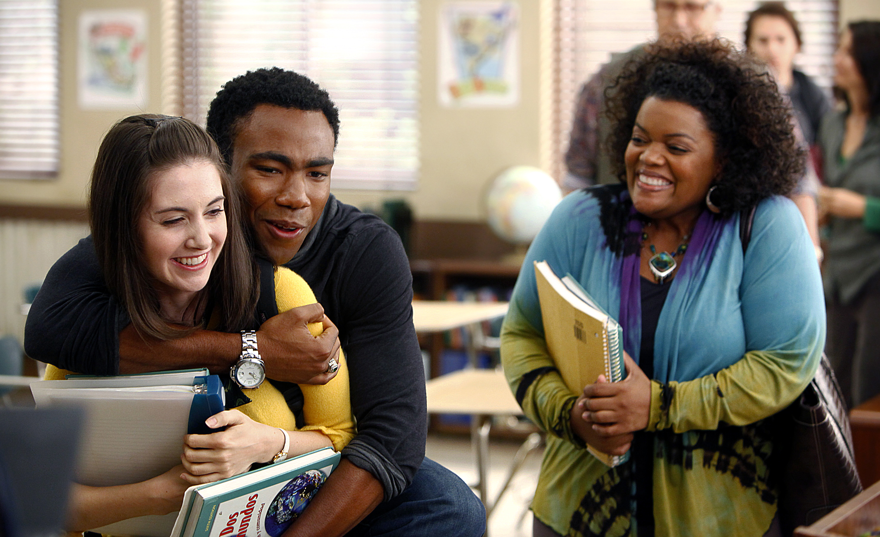 """A Community College Student's Love Letter to """"Community"""""""
