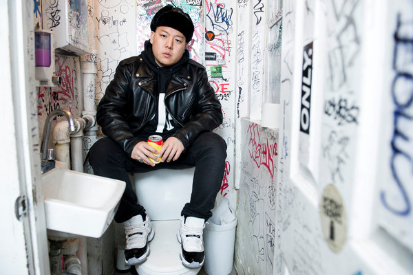Eddie Huang Is the Hero We Need